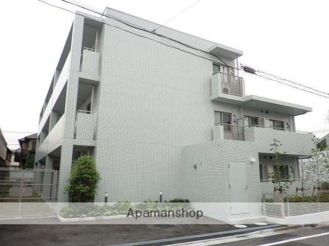 東京都杉並区、西荻窪駅徒歩9分の築5年 3階建の賃貸マンション