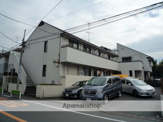 東京都杉並区、阿佐ケ谷駅徒歩20分の築29年 2階建の賃貸マンション