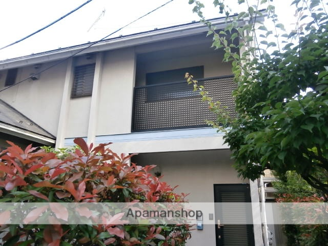 東京都杉並区、鷺ノ宮駅徒歩20分の築26年 2階建の賃貸アパート