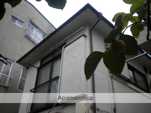 東京都杉並区、阿佐ケ谷駅徒歩25分の築36年 2階建の賃貸アパート