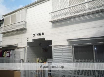 東京都杉並区松庵3丁目[1K/16m2]の外観1