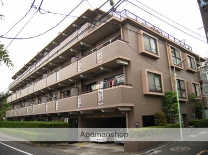 東京都杉並区、荻窪駅徒歩14分の築22年 4階建の賃貸マンション