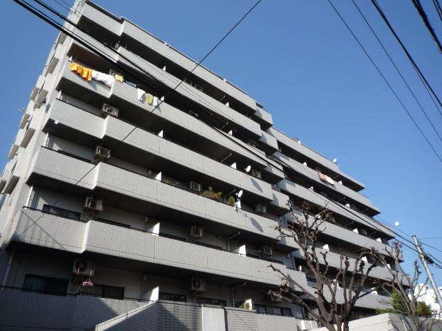 東京都杉並区、西荻窪駅徒歩2分の築29年 10階建の賃貸マンション