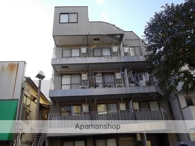 東京都杉並区、下井草駅徒歩15分の築17年 5階建の賃貸マンション