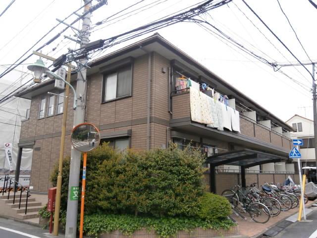 東京都杉並区、富士見台駅徒歩20分の築11年 2階建の賃貸アパート