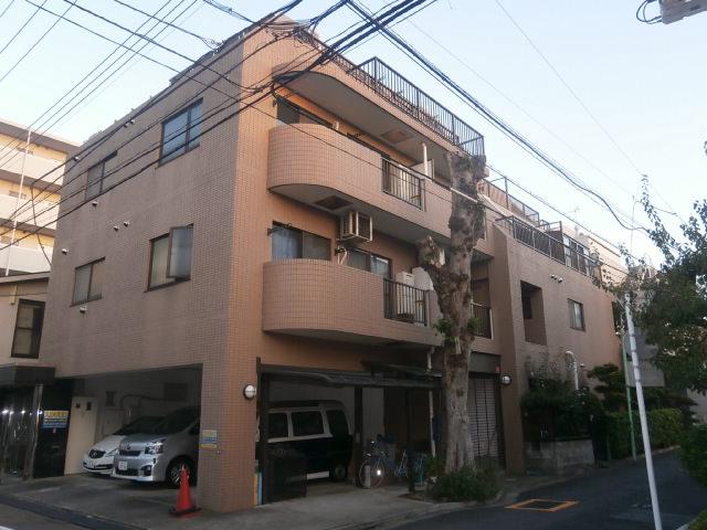 東京都杉並区、荻窪駅徒歩15分の築19年 4階建の賃貸マンション
