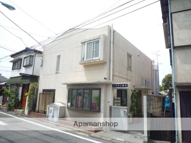 東京都杉並区、西荻窪駅徒歩16分の築23年 2階建の賃貸マンション