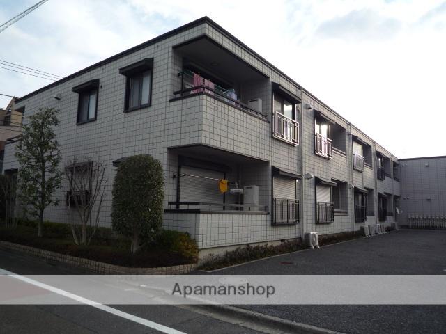 東京都杉並区、荻窪駅徒歩19分の築19年 2階建の賃貸マンション