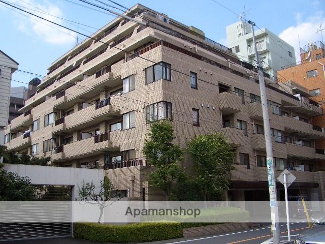 東京都杉並区、阿佐ケ谷駅徒歩14分の築32年 8階建の賃貸マンション