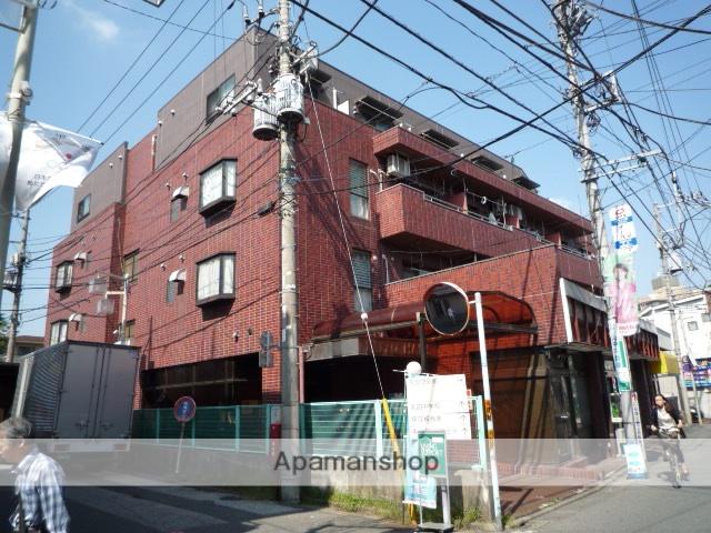 東京都杉並区、阿佐ケ谷駅徒歩18分の築34年 4階建の賃貸マンション