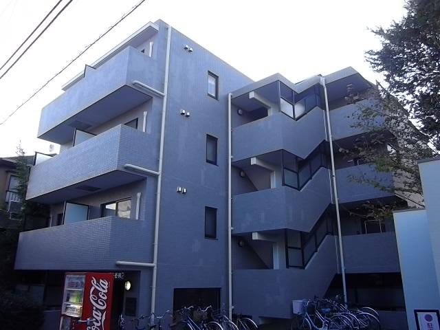 東京都杉並区、阿佐ケ谷駅徒歩7分の築21年 4階建の賃貸マンション