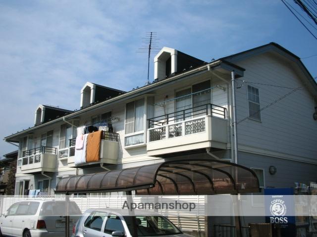 東京都杉並区、高円寺駅徒歩17分の築27年 2階建の賃貸アパート