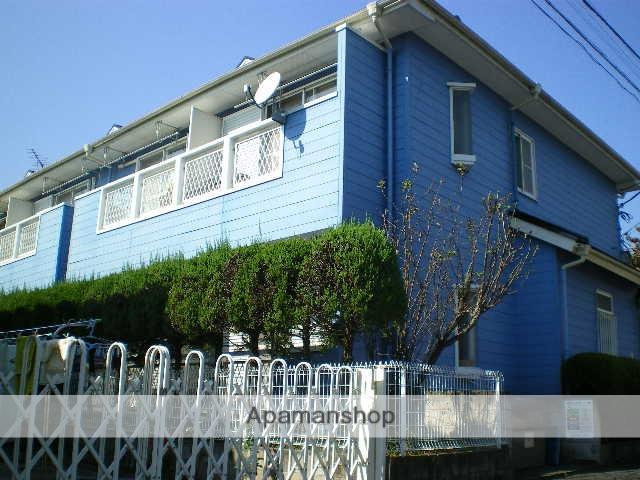 東京都杉並区、阿佐ケ谷駅徒歩10分の築27年 2階建の賃貸アパート