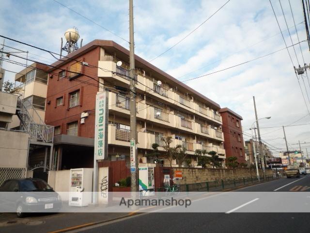 東京都杉並区、西荻窪駅徒歩22分の築39年 4階建の賃貸マンション