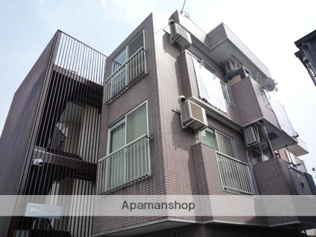 東京都杉並区、荻窪駅徒歩30分の築25年 3階建の賃貸マンション