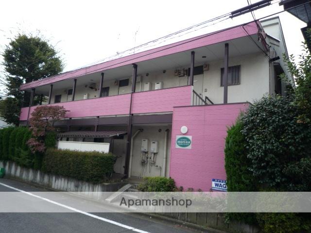 東京都杉並区、荻窪駅徒歩18分の築24年 2階建の賃貸アパート