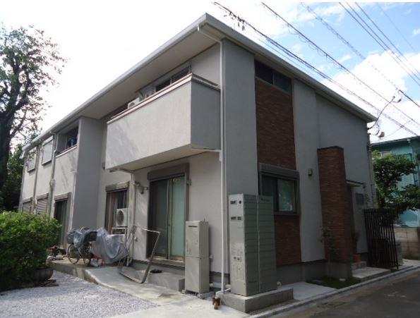 東京都武蔵野市、吉祥寺駅徒歩10分の築3年 2階建の賃貸アパート