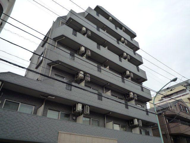 東京都杉並区、荻窪駅徒歩9分の築12年 7階建の賃貸マンション