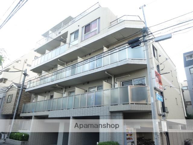 東京都杉並区、西荻窪駅徒歩5分の築9年 5階建の賃貸マンション