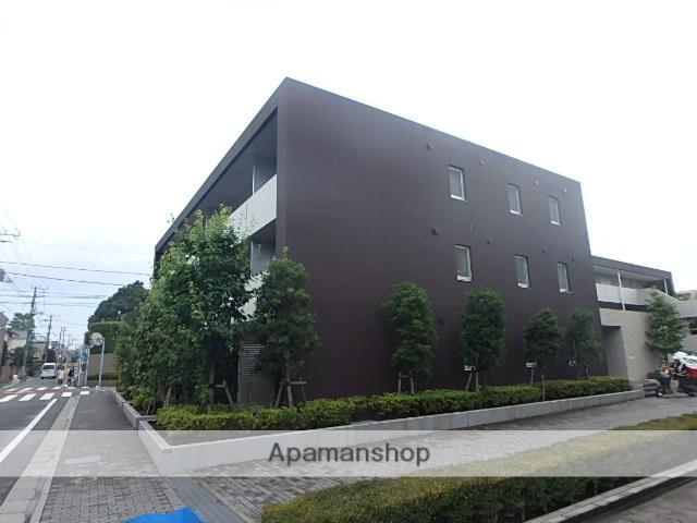 東京都杉並区、荻窪駅徒歩14分の築7年 3階建の賃貸マンション