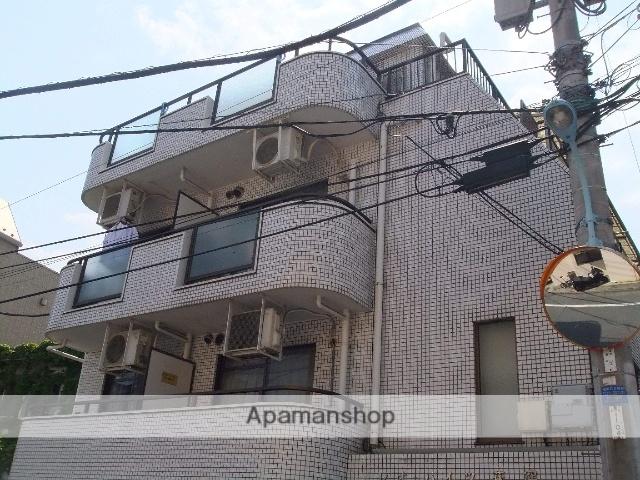 東京都杉並区、阿佐ケ谷駅徒歩19分の築28年 4階建の賃貸マンション