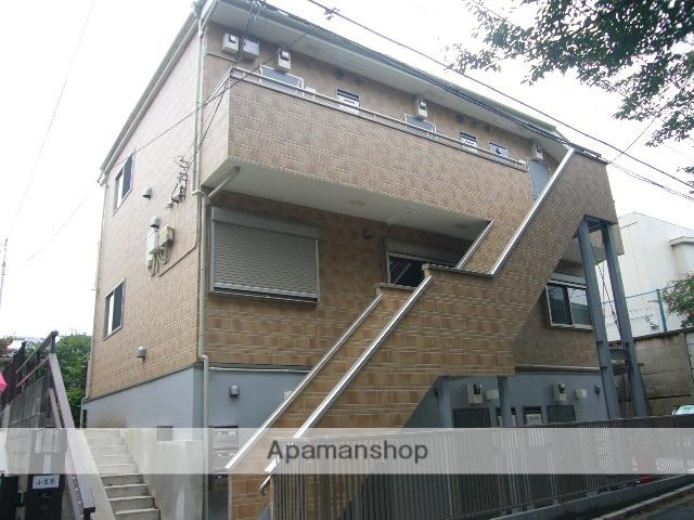 東京都武蔵野市、西荻窪駅徒歩10分の築10年 2階建の賃貸アパート