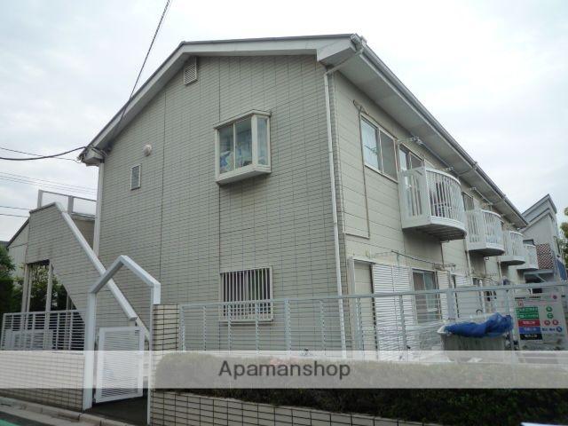 東京都杉並区、下井草駅徒歩6分の築22年 2階建の賃貸アパート