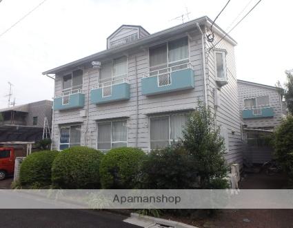 東京都杉並区、西荻窪駅徒歩13分の築30年 2階建の賃貸アパート