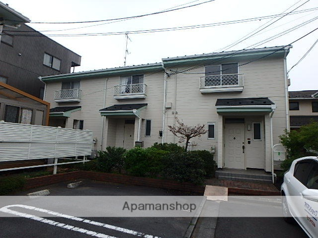 東京都杉並区、西荻窪駅徒歩20分の築29年 2階建の賃貸テラスハウス