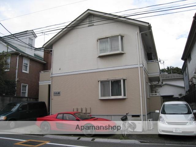 東京都杉並区、荻窪駅徒歩16分の築24年 2階建の賃貸アパート