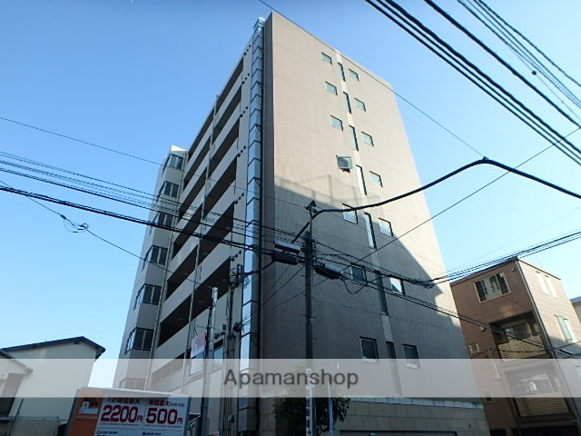 東京都杉並区、阿佐ケ谷駅徒歩19分の築12年 8階建の賃貸マンション