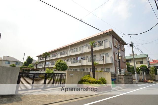 東京都杉並区、荻窪駅徒歩19分の築38年 3階建の賃貸マンション