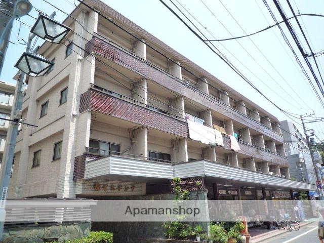 東京都杉並区、西荻窪駅徒歩3分の築48年 4階建の賃貸マンション