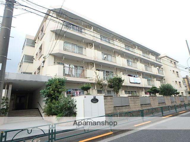 東京都杉並区、西荻窪駅徒歩20分の築39年 4階建の賃貸マンション