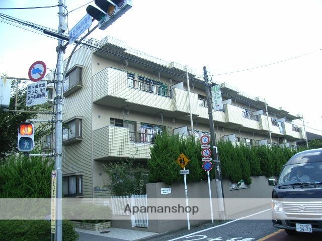 東京都杉並区、西荻窪駅徒歩19分の築32年 3階建の賃貸マンション