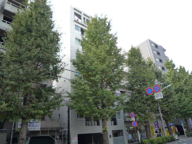 東京都杉並区、荻窪駅徒歩10分の築9年 8階建の賃貸マンション
