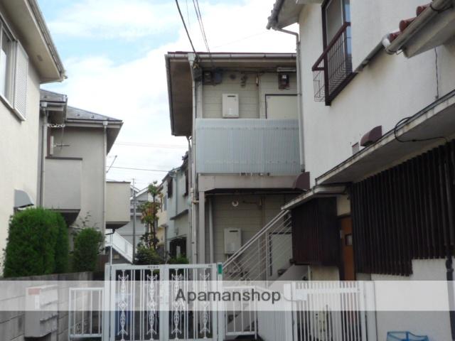 東京都杉並区、西荻窪駅徒歩8分の築31年 2階建の賃貸アパート