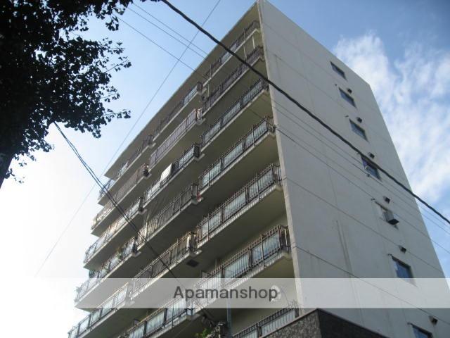 東京都杉並区、西荻窪駅徒歩13分の築42年 9階建の賃貸マンション