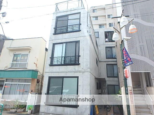 東京都杉並区、荻窪駅徒歩19分の築1年 4階建の賃貸マンション