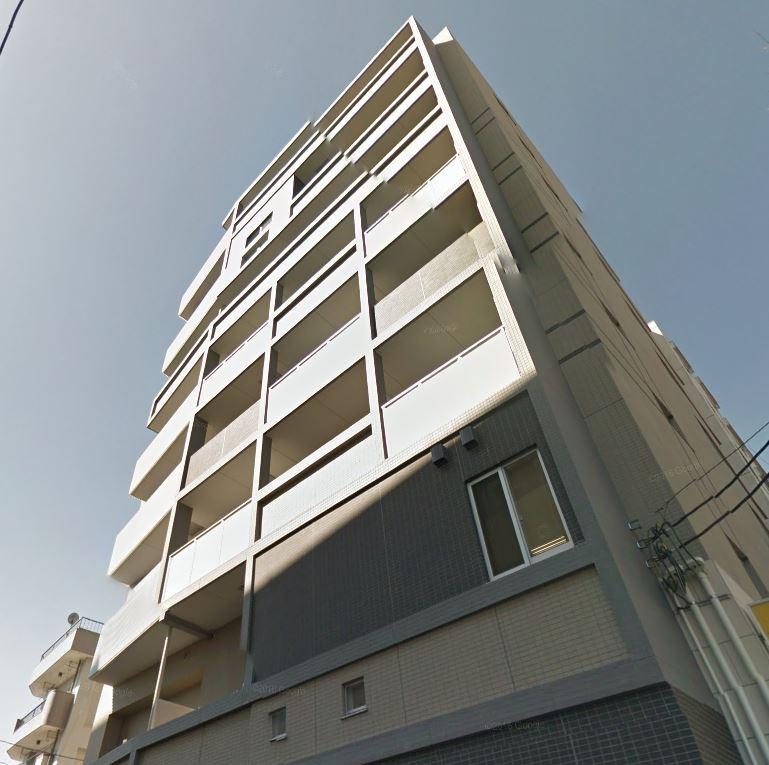 東京都杉並区、荻窪駅徒歩25分の築1年 8階建の賃貸マンション