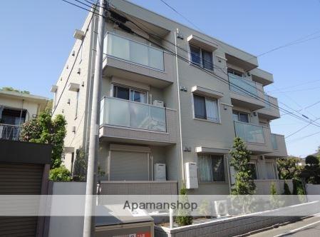 東京都杉並区、荻窪駅徒歩23分の築2年 3階建の賃貸アパート