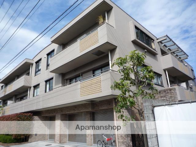 東京都杉並区、西荻窪駅徒歩8分の築16年 3階建の賃貸マンション