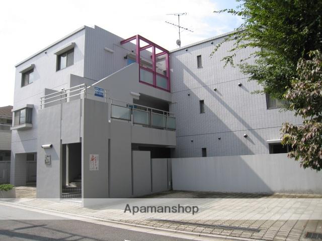 東京都杉並区、荻窪駅徒歩15分の築27年 3階建の賃貸マンション