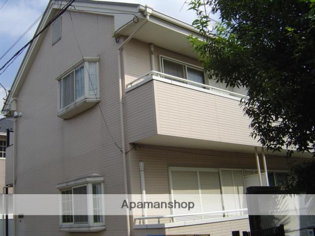 東京都杉並区、西荻窪駅徒歩15分の築24年 2階建の賃貸アパート