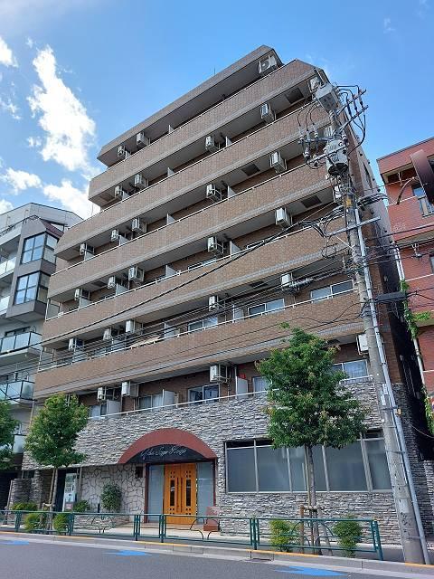 東京都中野区、中野駅徒歩21分の築13年 7階建の賃貸マンション
