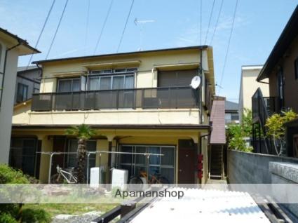 東京都三鷹市、吉祥寺駅徒歩13分の築40年 2階建の賃貸アパート