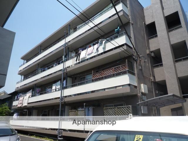 東京都杉並区、阿佐ケ谷駅徒歩20分の築47年 4階建の賃貸マンション