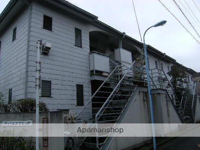 東京都杉並区、荻窪駅徒歩12分の築35年 2階建の賃貸アパート