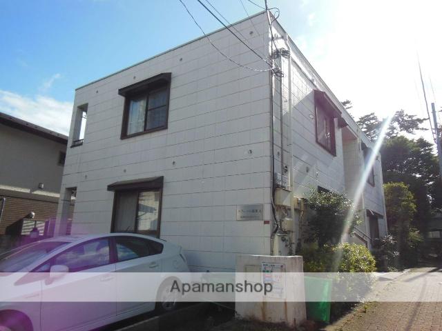 東京都杉並区、阿佐ケ谷駅徒歩17分の築29年 2階建の賃貸アパート