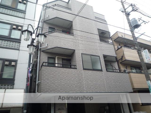 東京都杉並区、西荻窪駅徒歩6分の築20年 3階建の賃貸マンション